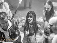 'A Scandall' Actress Reeth Mazumder To Star In A Death Metal Song For French Band 'Kopper8'!