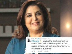 OOPS! Did Farah Khan Just Reveal The Truth Of Bollywood Award Shows With This Tweet?