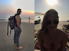 Goa Diaries! Arunoday Singh Holidays With His Wife Lee Anna In Goa