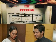 IT BEGINS! Sidharth Malhotra- Sonakshi Sinha Start Shooting For Ittefaq; Check Out The Picture