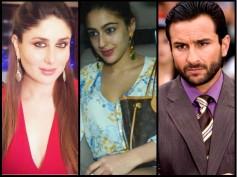 OOPS! Kareena Kapoor & Saif Ali Khan Had Disagreement Over Sara Ali Khan's Debut With Karan Johar!
