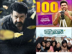 Pulimurugan & Other Recent Malayalam Movies That Completed 100 Days Of Run In Theatres!