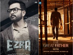 Ezra's Thunderous Opening, The Great Father's First Teaser & Other Mollywood News Of The Week!