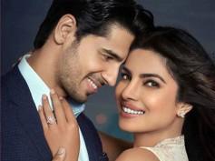 Sidharth Malhotra Reveals How He Felt While Working With Priyanka Chopra!