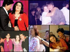 When Farah Khan Used This Trick To Make Shahrukh Khan EMOTIONAL; Also See Their Heart-Melting Pics!