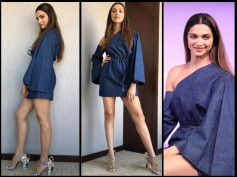 Beautiful Pictures! Bollywood Diva Deepika Padukone Attends An Event; Looks Ridiculously Hot!