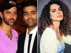 SHOCKER! Karan Johar BASHED Kangana Ranaut & The REASON Was Hrithik Roshan!