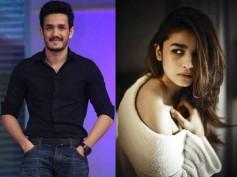 HEARD THIS: Alia Bhatt To Make Her Tollywood Debut Opposite Akhil Akkineni?