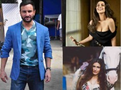 Saif Ali Khan's Baazaar Finds Its Leading Ladies In Nimrat Kaur & Dangal Girl Fatima Sana Shaikh?