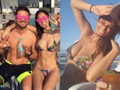 Bikini Diaries! Bruna Abdullah Holidays In Brazil By The Beach