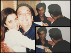 UNMISSABLE: Farah Khan Shares A Flashback Picture With Shahrukh Khan, Salman Khan & Sajid Nadiadwala