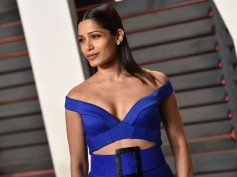 Freida Pinto: Wasting Food Is Not Glamorous, Sharing Food Is!