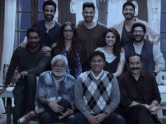 Golmaal Again: Ajay's Golmaal Family Grows, Psst...They Even Had Some 'Blue' Visitors On The Sets!