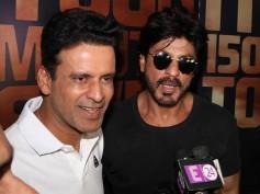 Here's What Manoj Bajpyaee Thinks About Shahrukh Khan's Star Power & His Charisma!