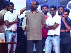 Honey Bee 2 Audio Launch: Vinayakan Honoured On The Occasion!