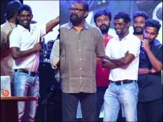 Honey Bee 2 Audio Launch: Vinayakan Honoured On The Occasion!
