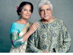 "Javed Akhtar Calls Shabana Azmi ""Trophy Wife""!"