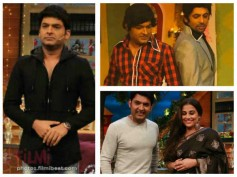 Has Success Gone To His Head? After Sunil Grover Spat, Kapil In News For Making Vidya Balan Wait!