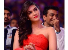 Kriti Sanon: I'm Okay With Dating Someone From The Industry!