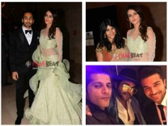 FRESH PICS! Mandana Karimi-Gaurav Gupta's Wedding Reception: Ekta, Krystle, Gauhar & Others Attend