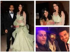 FRESH PICS! Mandana Karimi-Gaurav Gupta's Wedding Reception: Ekta, Krystle, Gauhar & Others Attend