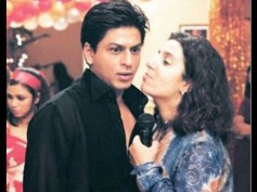 MAIN HOON NA: Farah Khan's Throwback Picture With Shahrukh KhanIs Cuteness Overload!