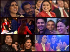 OLD FIGHT! Kajol IGNORES Rani Mukerji [Also See New Inside Pictures From HT Most Stylish Awards]