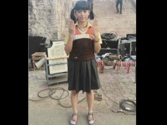 Jagga Jasoos: Sayani Gupta Looks Unrecognizable As A 14 Year Old School Girl; Check The Pic