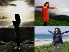 Stunning Pics! Shenaz Treasury Holidays In California, USA!