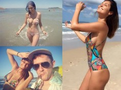 She Looks SENSATIONAL! These HOT Bikini Pictures Of Bruna Abdullah Will Leave You SPEECHLESS!
