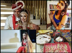 SURPRISE SURPRISE! Bollywood Actress Hrishitaa Bhatt Ties The Knot; See Her WEDDING Pictures