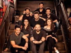 View Pic! Golmaal Again Starcast Featuring Ajay Devgn, Parineeti Chopra & Tabu!