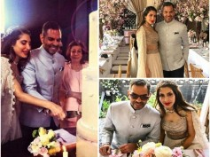 He's A Rich Man! Karisma's Ex-Husband Sunjay Kapur & Priya Sachdev's GRAND New York Reception (PICS)