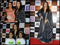 B'FUL PICTURES! Aishwarya Rai Bachchan Beams With Pride As She Receives Her Dadasaheb Phalke Award!
