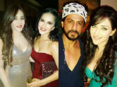 Move Aside Hrithik Roshan, Angela Krislinzki Has Pics With Shahrukh Khan, Sunny Leone & John Abraham