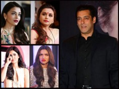 From Aishwarya-Rani To Katrina-Deepika, Salman Khan's Advice For Actresses Who Indulge In Catfight!