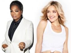 Kate Hudson Finds Oprah Winfrey Inspirational In Terms Of Body Positivity