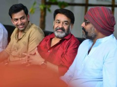 Mohanlal's Lucifer: Scripting Is Finished