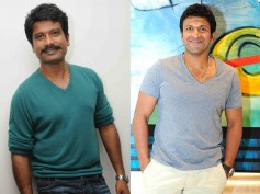 Prem Starts Shooting For The Villain With Puneeth Rajkumar As Special Guest On Sets!