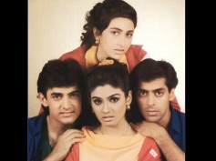 OOPS! Raveena Tandon Slyly TAUNTS Salman And Aamir Khan For Working With Younger Heroines