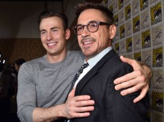 Robert Downey Jr Leaving Marvel Franchise Confirms Chris Evans