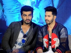 OMG! Arjun Kapoor Angry With Buddy Varun Dhawan For Saying This About Half Girlfriend!