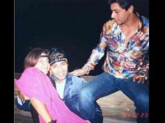 When Farah Khan & Karan Johar Made Their Bestie Shahrukh Khan Go RED IN THE FACE!