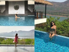 Wow! Pics Of Lisa Ray Chilling In A Swimsuit Will Make Your Monday Blues Vanish!