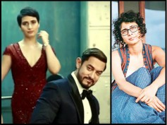 SHOCKER! Kiran Rao UPSET With Aamir Khan's Closeness With Fatima Sana Shaikh?