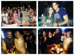 Ek Vivaah Aisa Bhi: Neena Cheema & Abhishek Malik Celebrate Birthday With Team