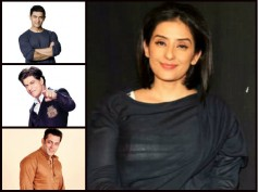 Here's What Manisha Koirala Has To Say About The 'Khan Trio' Of The B-town!