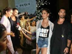 SAD! Karan Singh Grover & Bipasha Basu Were FORCED To Leave Justin Bieber's Mumbai Concert