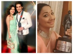 Dadasaheb Phalke Film Foundation Awards: TV Stars Karanvir Bohra & Shruti Ulfat Bag Top Honours!