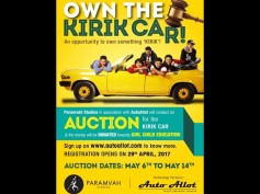 The Iconic Kirik Car For Sale!